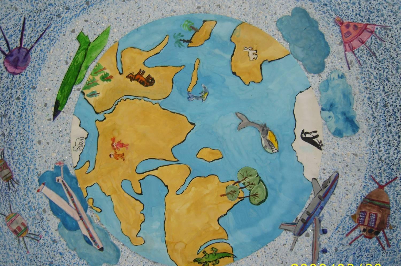 Как сделать поделку планету своими руками? 70